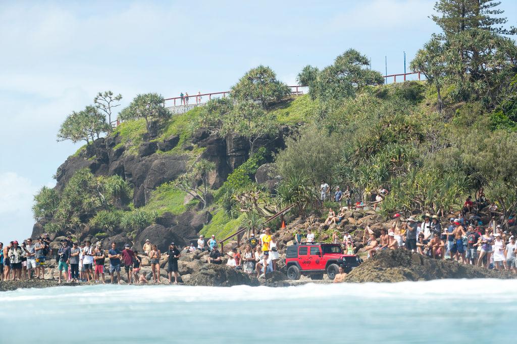 Jeep beach event