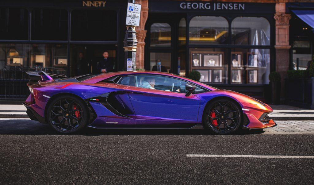 Man used PPP loans to buy a Lamborghini Aventador