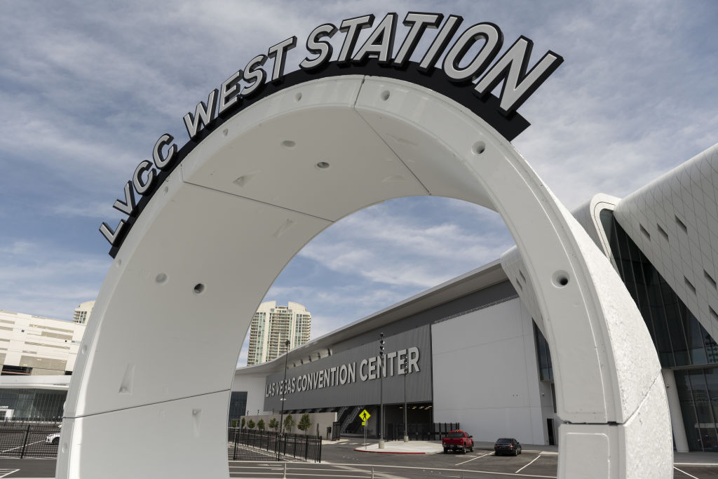Las Vegas Loop signage