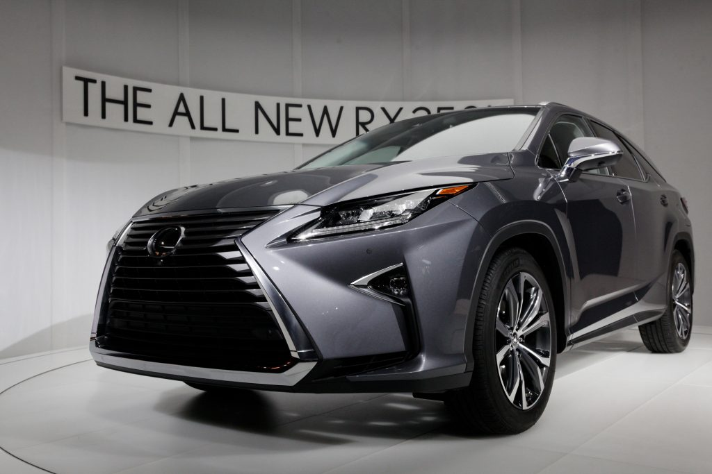 A Lexus RX is one of Consumer Reports best cars