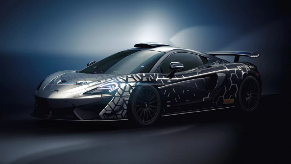 The 2021 McLaren 620R  is one of the fastest street legal race cars for the road.