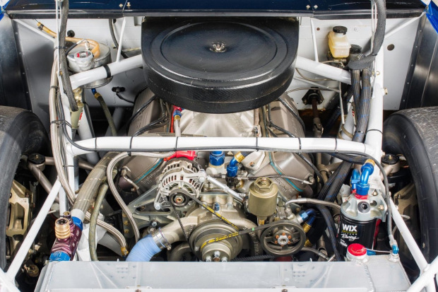 Rusty Wallace 2005 Daytona 500 Charger engine