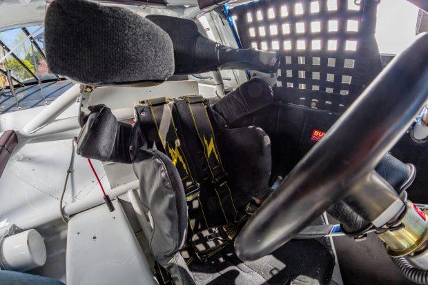 Rusty Wallace 2005 Daytona 500 Charger interior