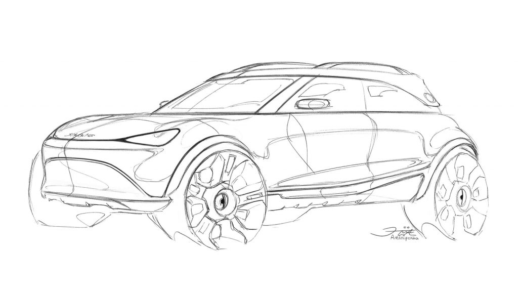 Smart SUV concept