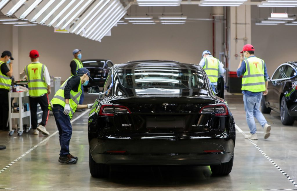 The Tesla Model 3 is no longer recommended by Consumer Reports