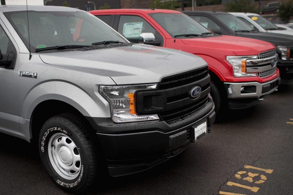 Ford F-150 Pickup Trucks