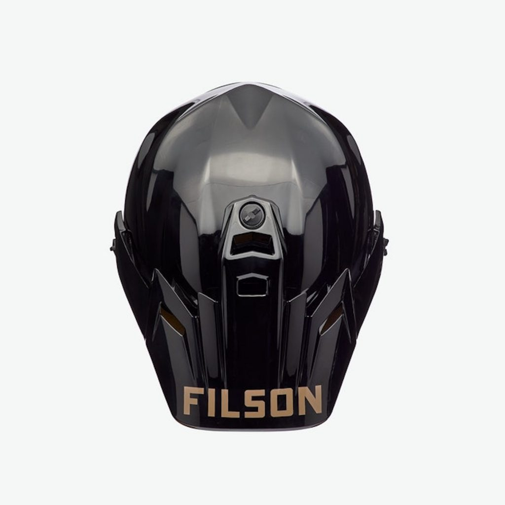 Filson X Bell helmet collaboration