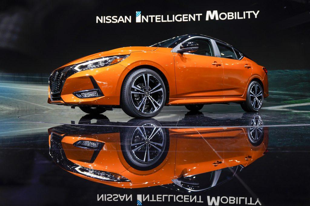 The 2021 Nissan Sentra