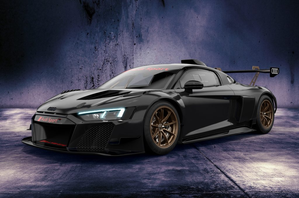The 2021 Audi R8 LMS GT2 Color Edition Pops | MotorBiscuit