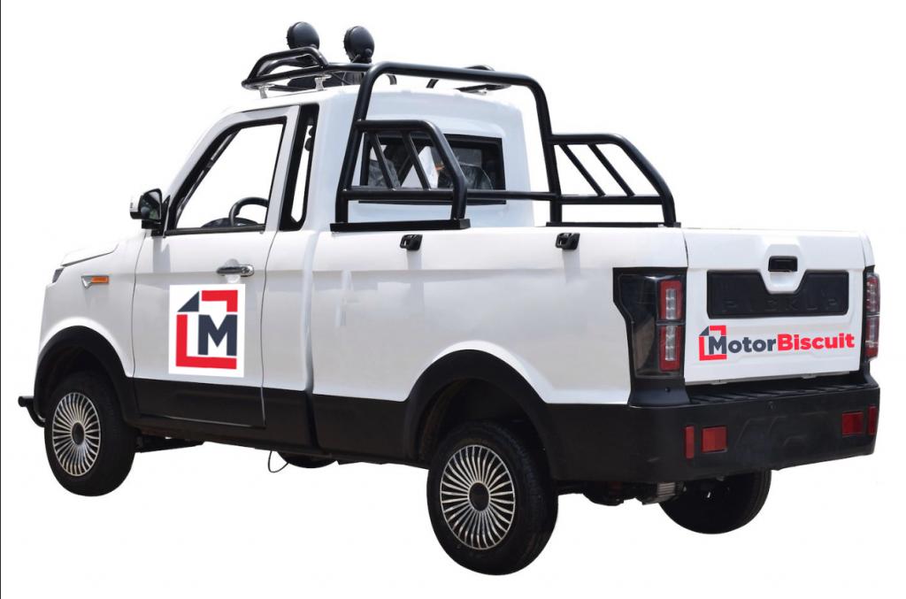 $2000 EV Pickup Truck: CLZKC-009
