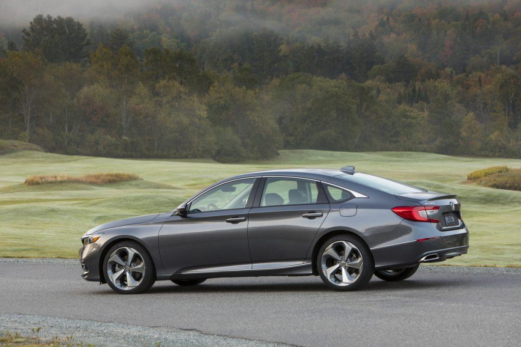 2020 Honda Accord Touring 2.0T