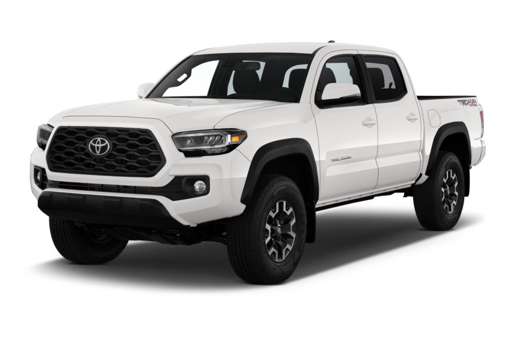 The 2020 Toyota Tacoma Is Better Than the 2021