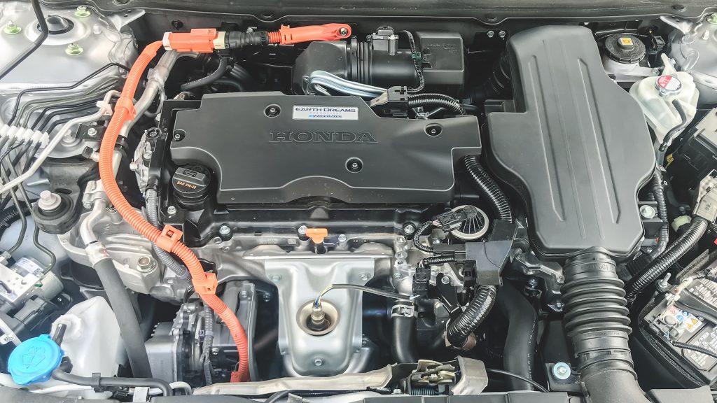 2021 Honda Accord Hybrid engine