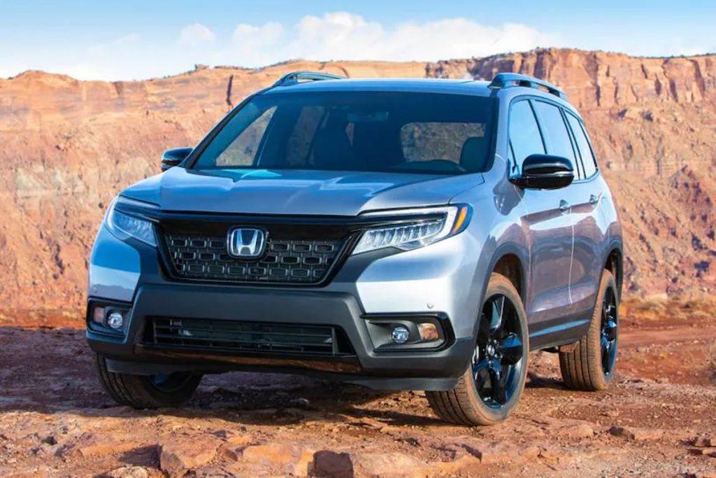 2021 Honda Passport named the best midsize SUV for the money