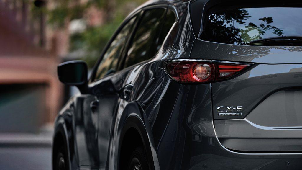 2021 Mazda CX-5 vs. Subaru Forester
