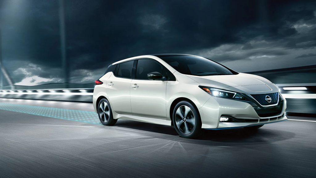 The Nissan Leaf is on the Consumer Reports Best Deals list