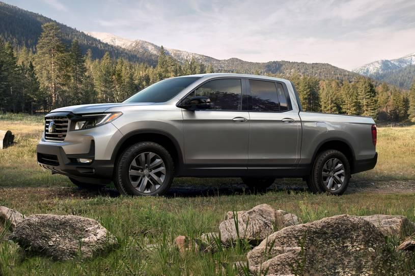Consumer Reports recommends the Honda Ridgeline
