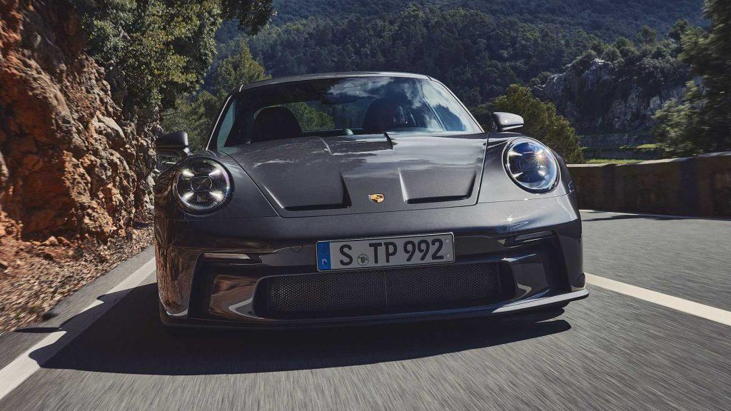 2022 Porsche 911 GT3 Touring front view