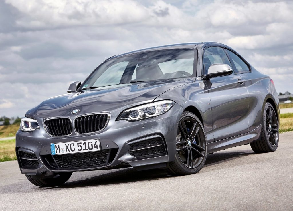 2021 BMW 2 Series Coupe