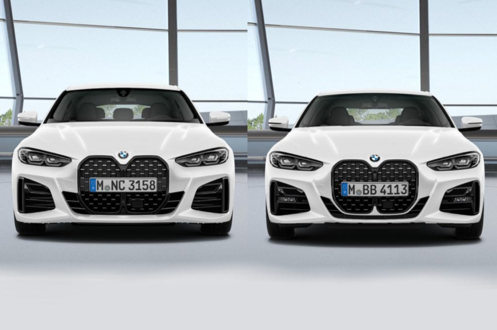 Comparison of a BMW Coupe and Gran Coupe