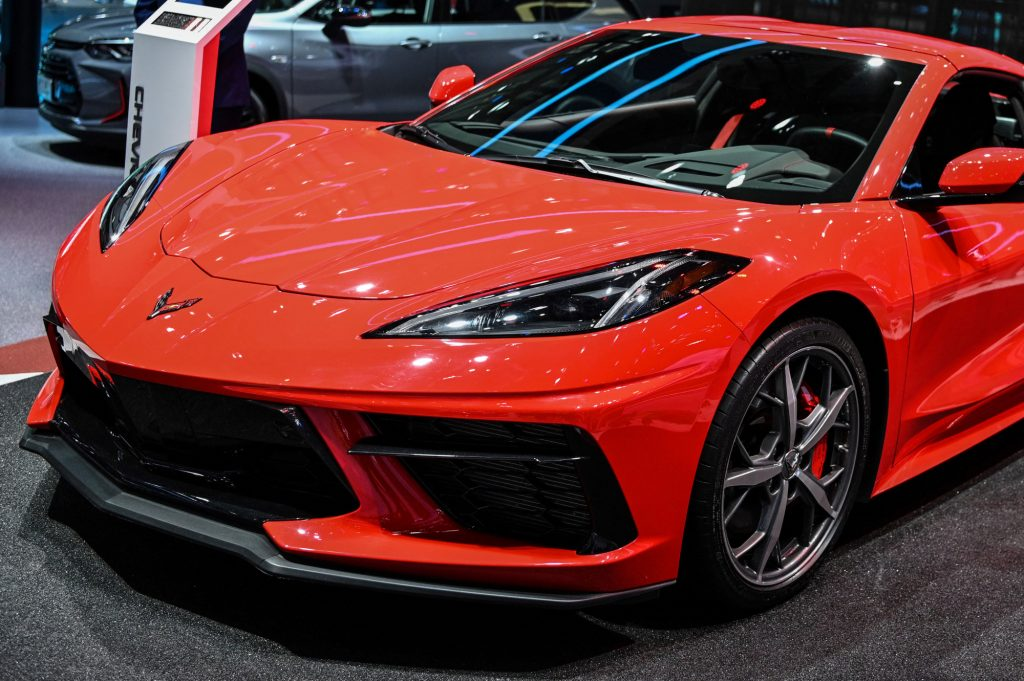 GM issued a recall for the Chevrolet Corvette