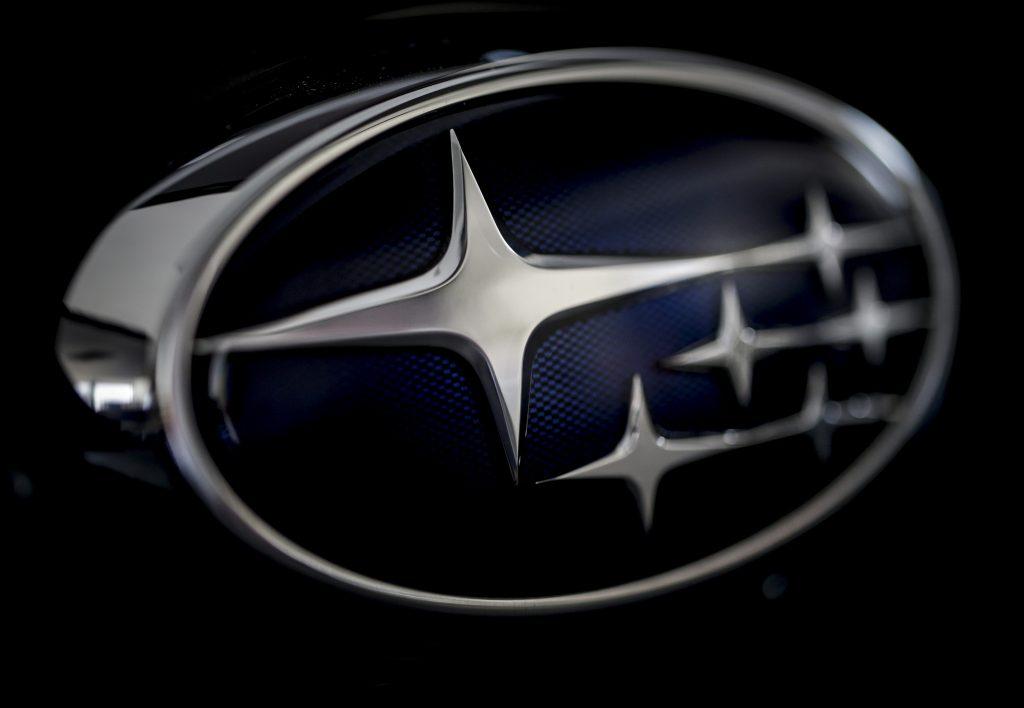 Subaru's star logo