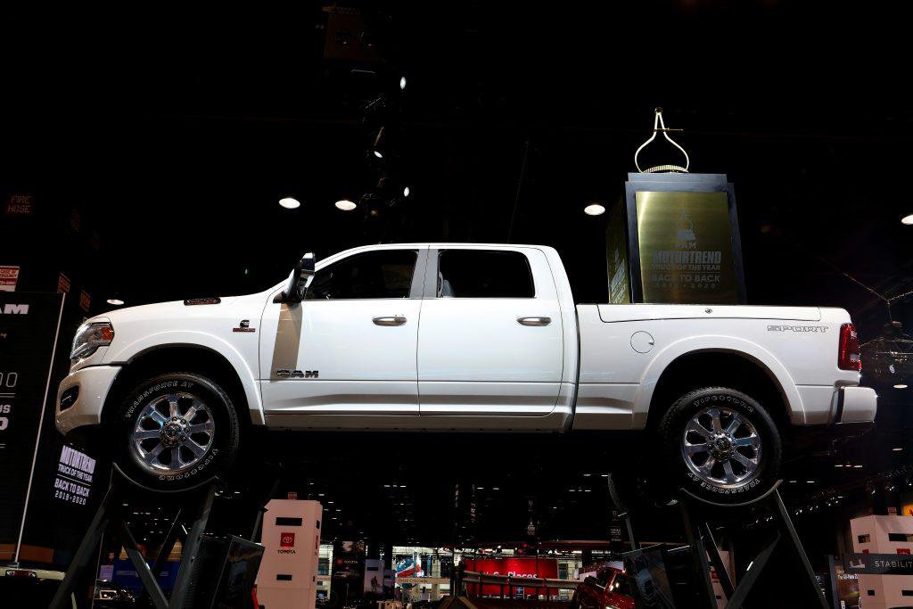 Ram's full-size truck offering: the 1500