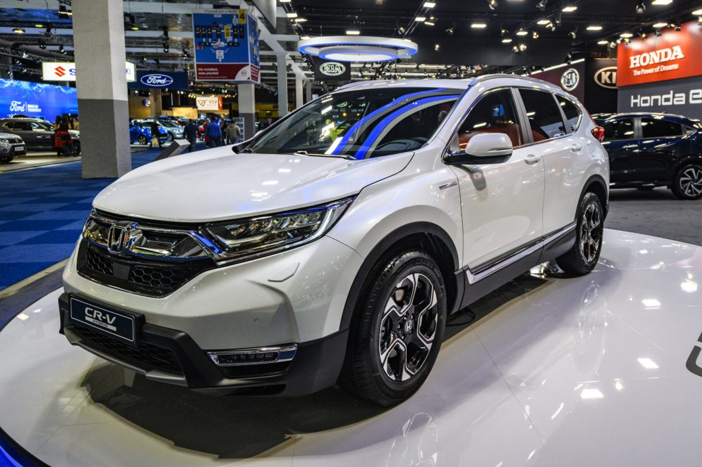 The Honda CR-V Hybrid is a Consumer Reports pick