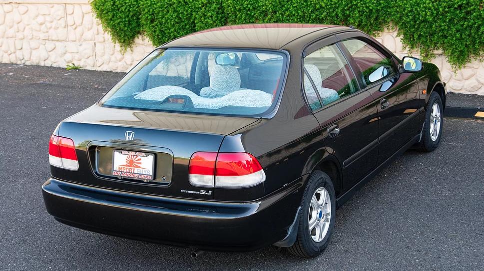 1996 Honda Integra SJ