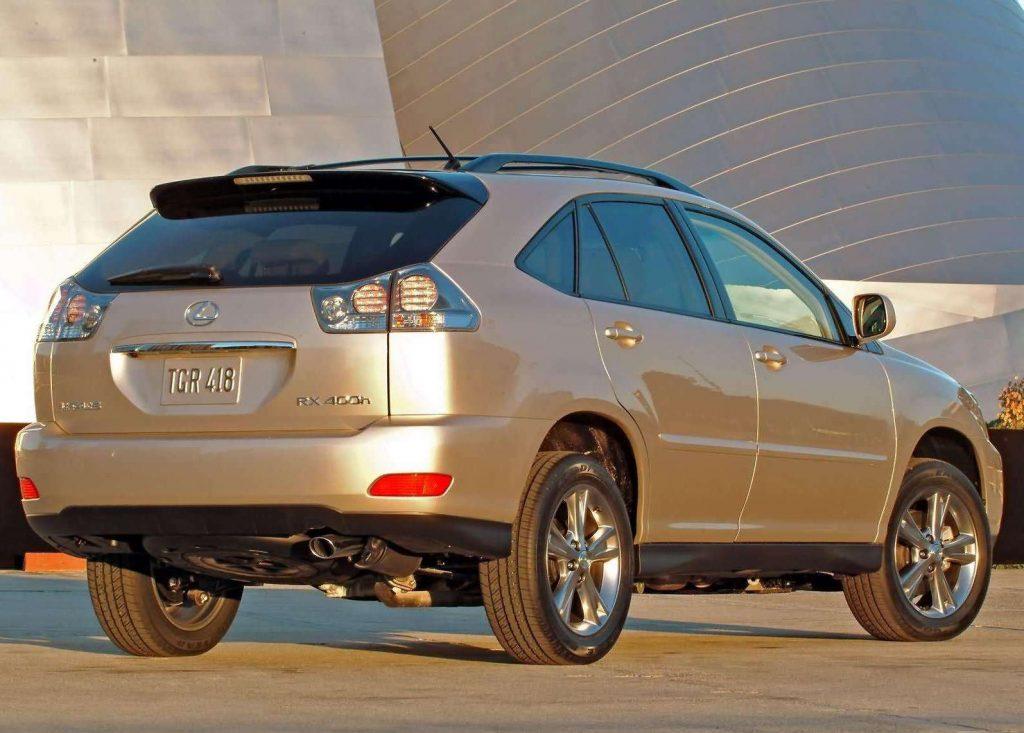2008 Lexus RX 400h   Lexus