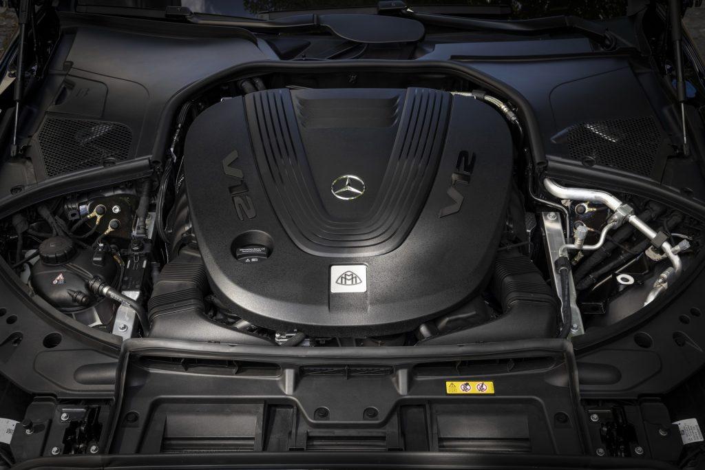 Mercedes Maybach S-Class V12