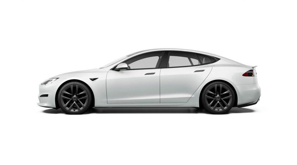 The Tesla Model S Plaid is increasing in price