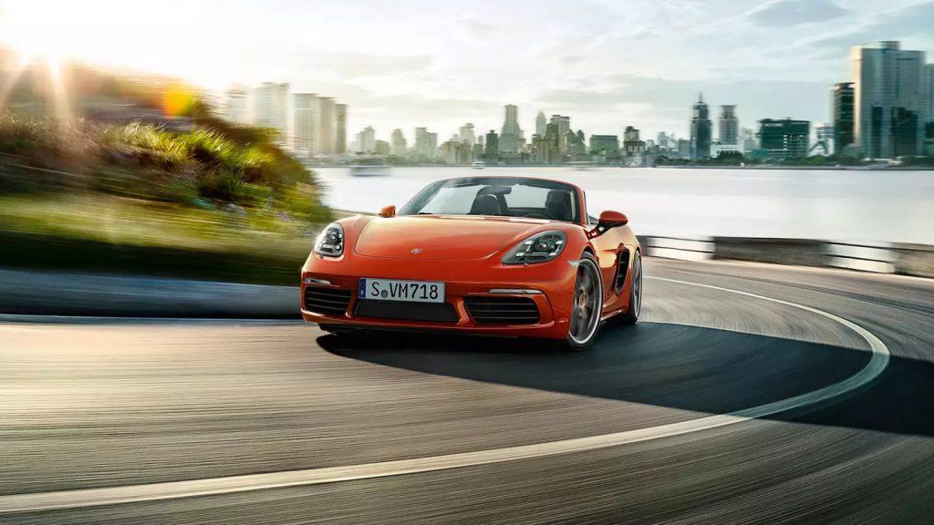 Porsche Won the Best Resale Value Luxury Brand Award