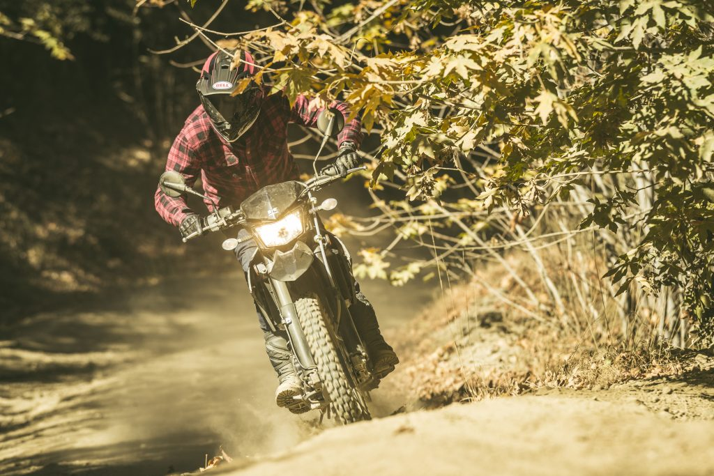 Riders Share image of someone riding a dual-sport off-road