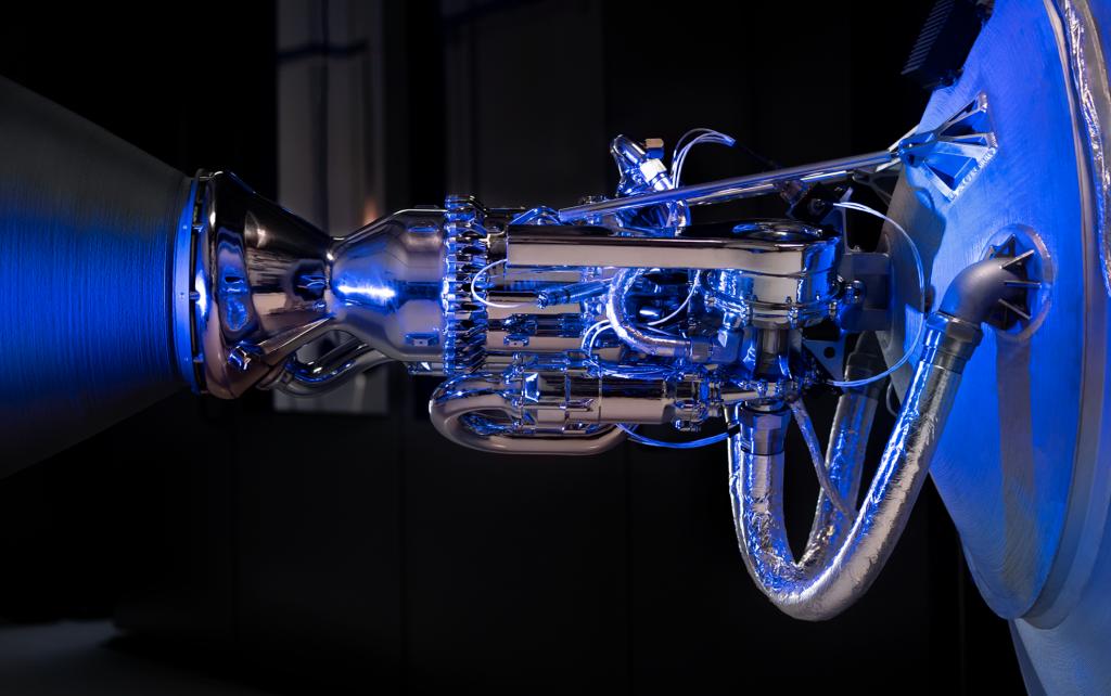 Relativity Space 3D printed rocket engine