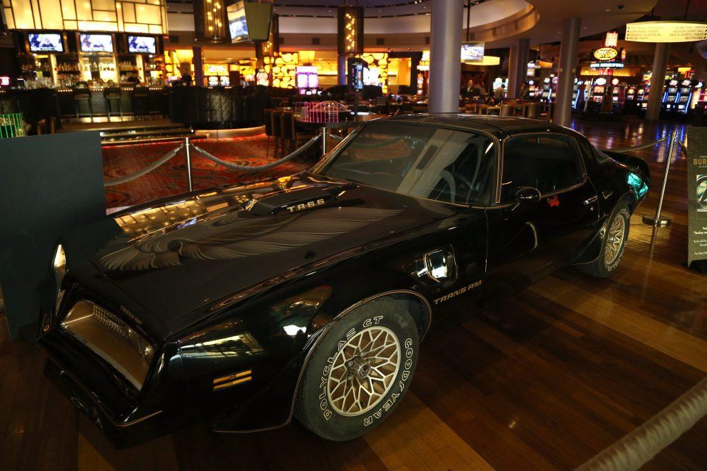 Smokey and the Bandit Pontiac Firebird