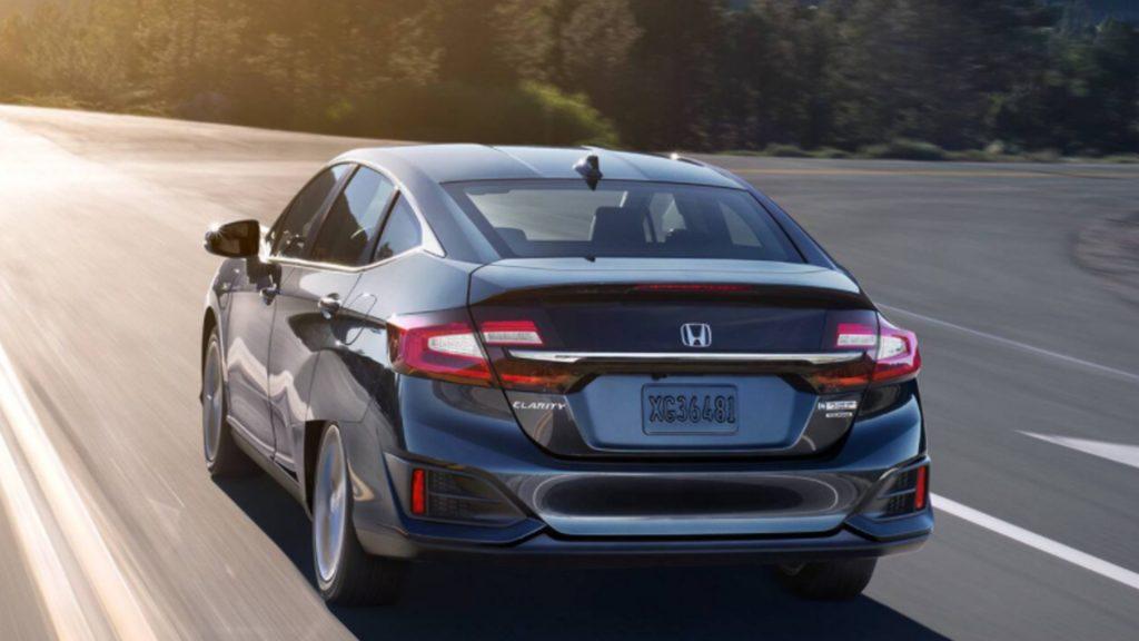The Honda Clarity.