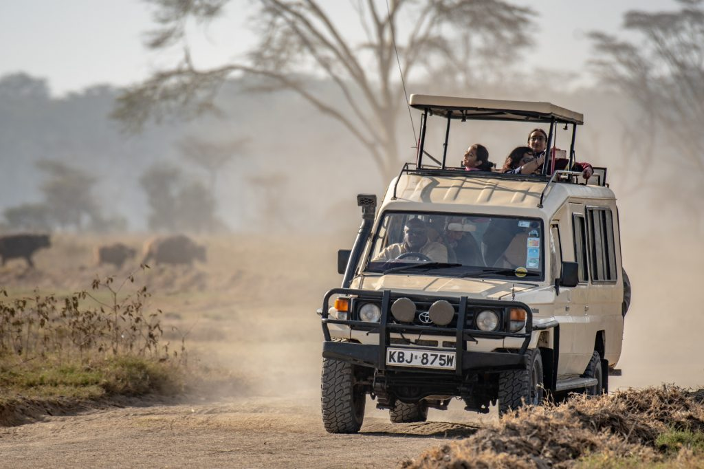 The Toyota Land Cruiser and Its Humanitarian Efforts