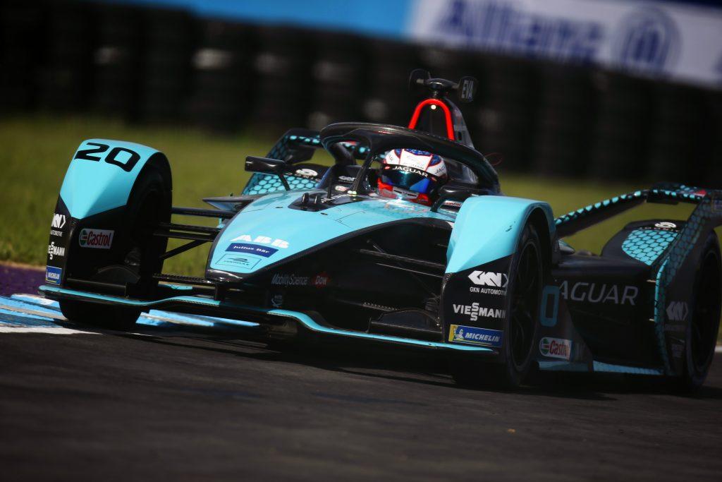 Jaguar I-TYPE 5 during the ABB FIA Formula E Championship