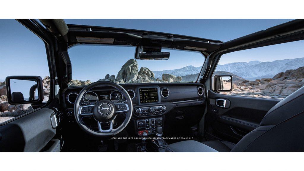 Jeep Gladiator 4xe teaser