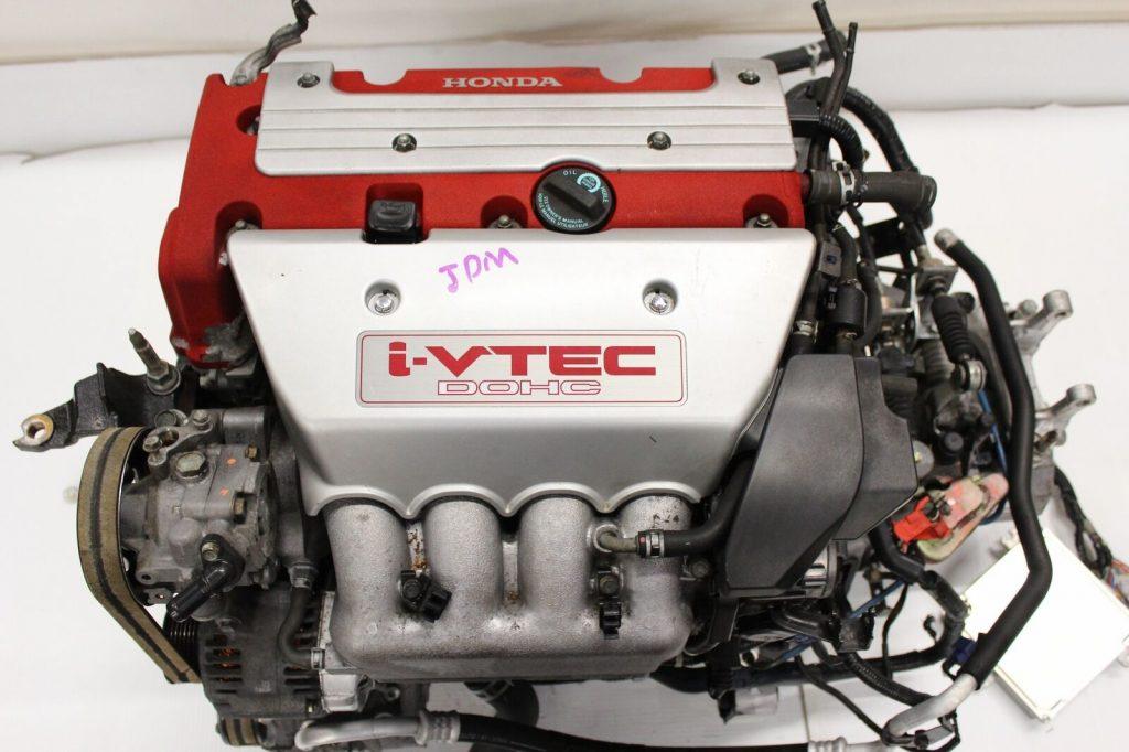 A JDM K20 engine