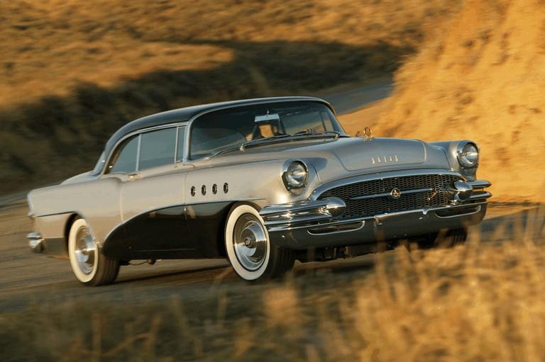 Jay Leno owns a 1955 Buick Roadmaster