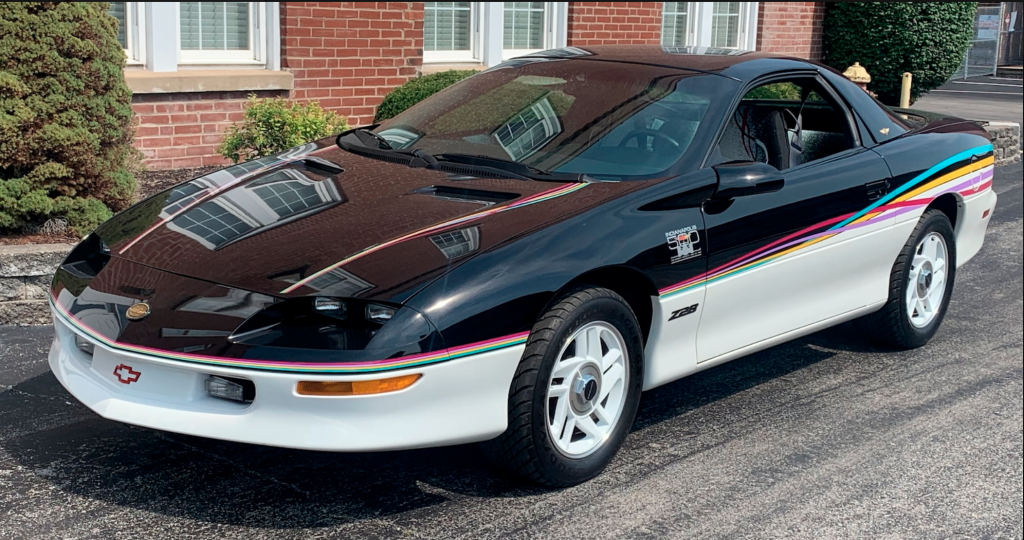 1993 Camaro Z/28 Indy Pace Car edition