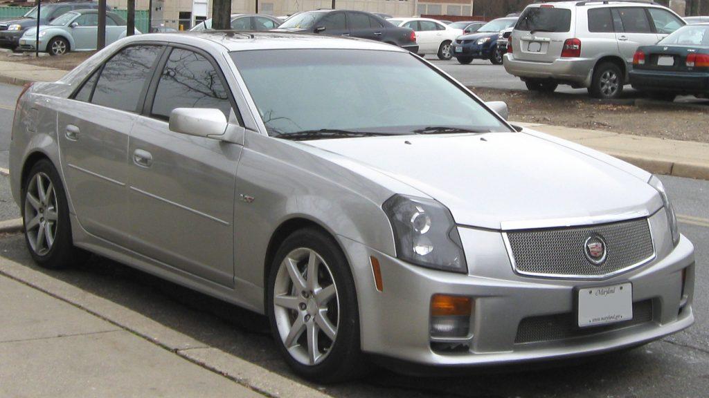 First-generation Cadillac CTS-V