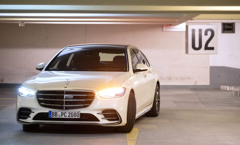 The Best Super Luxury Car options include the Mercedes-Benz S-Class