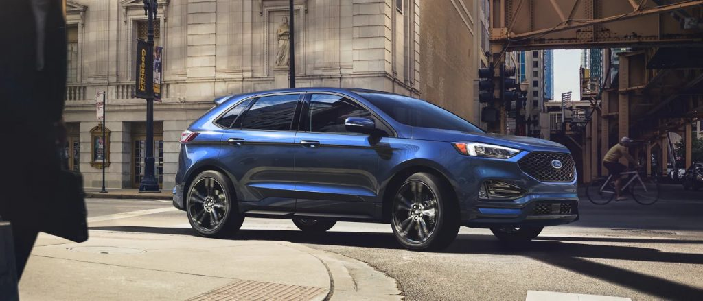 Consumer Reports liked the 2021 Ford Edge
