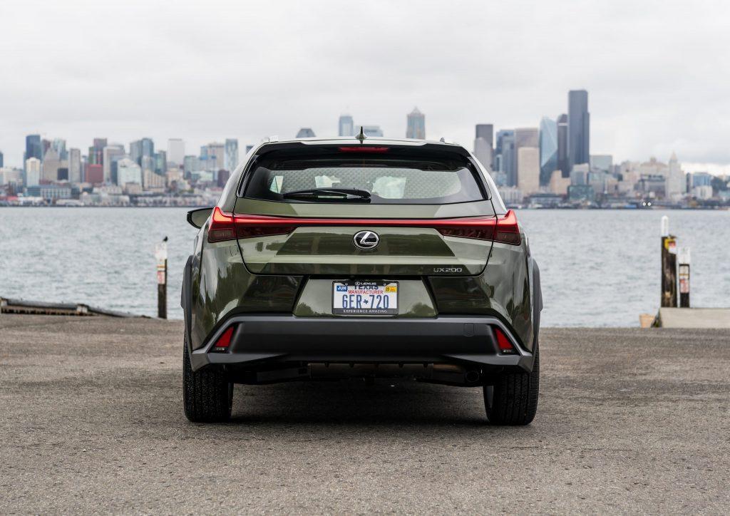 2021 Lexus UX 250h | Lexus