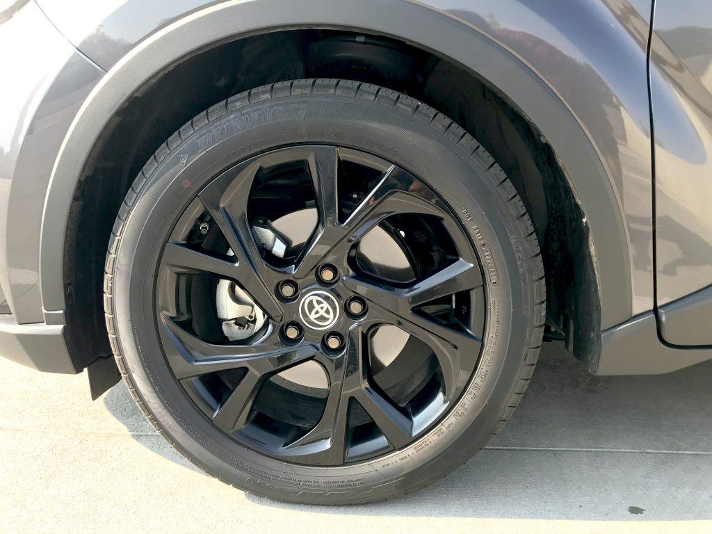 2021 Toyota CH-R Nightshade Edition