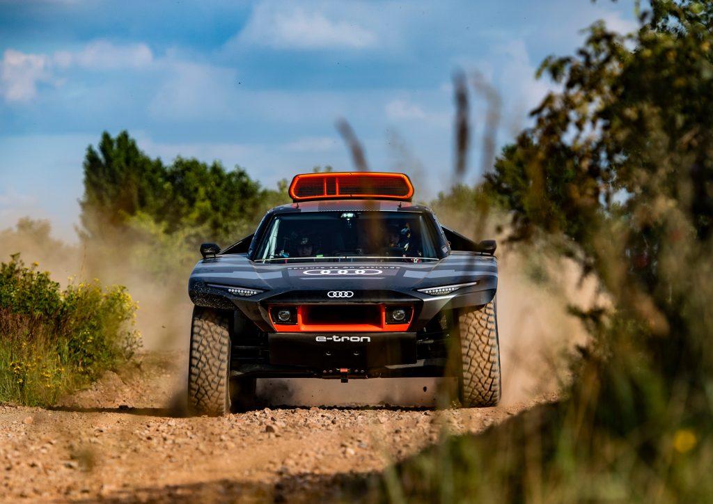 2022 Audi Sport RS Q e-tron