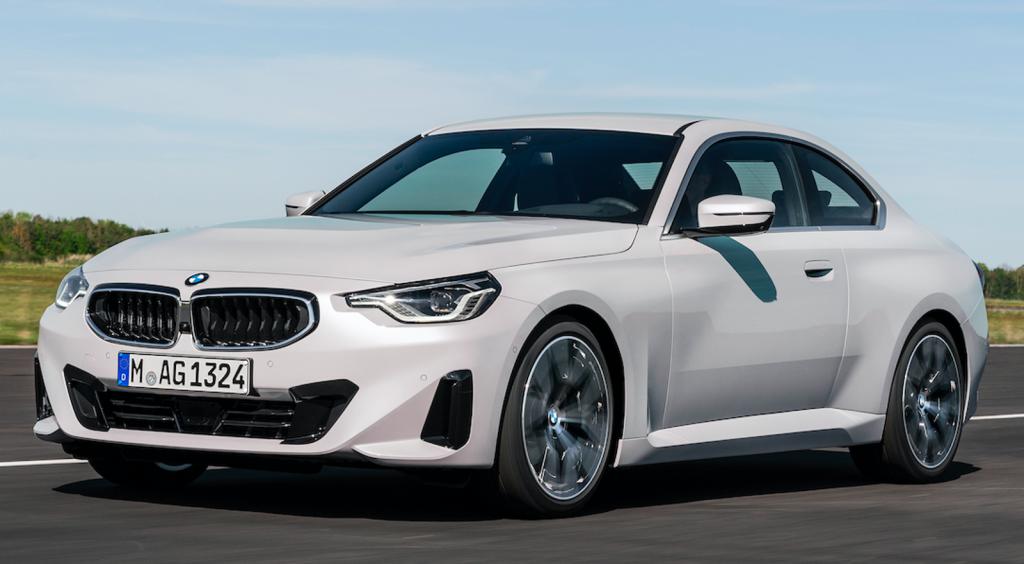 2022 BMW 230i